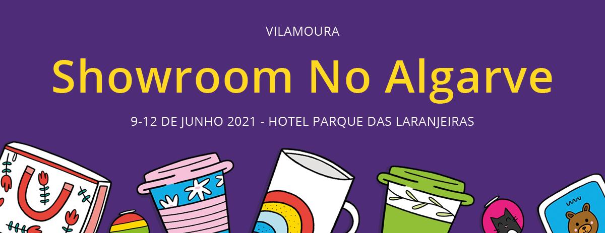 Showroom No Algarve